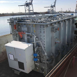 transformator Szczecin Bremerhaven